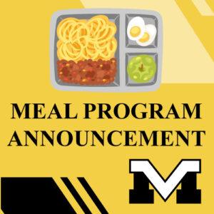 Meal Program Image